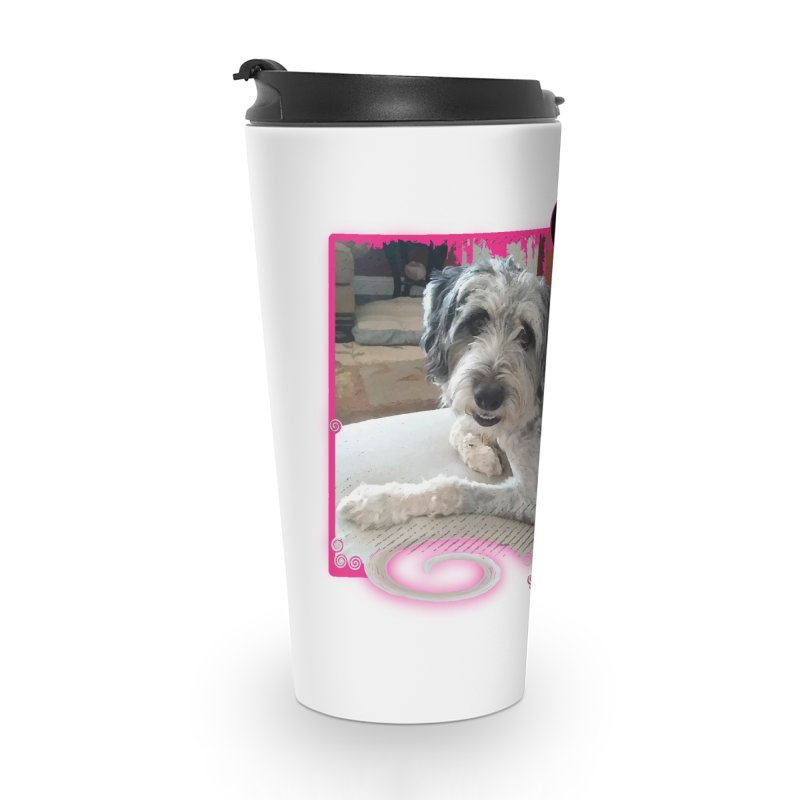 Groomer they said... Accessories Travel Mug by Smarty Petz's Artist Shop