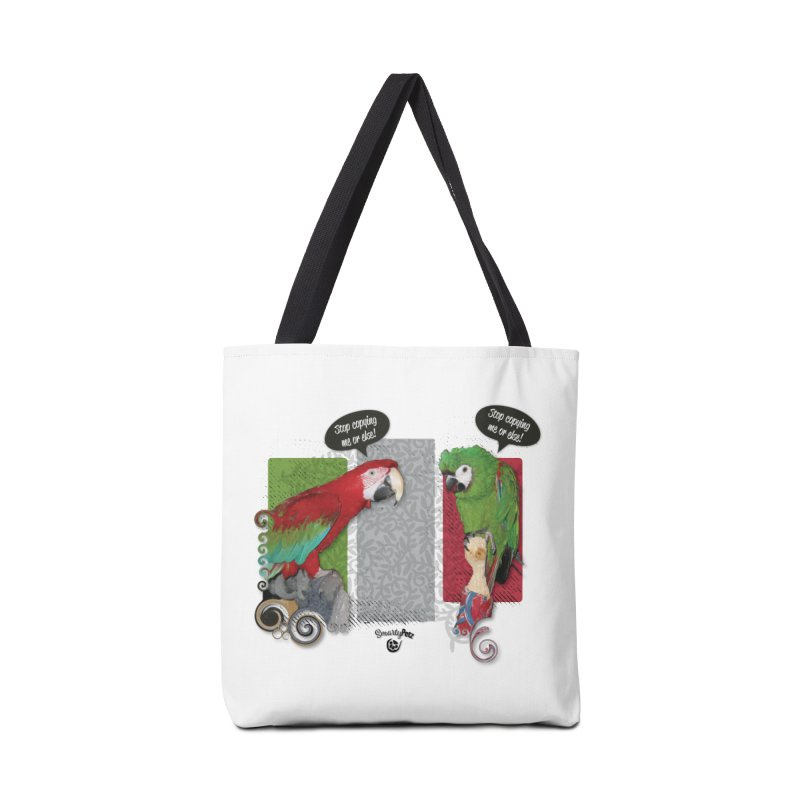 Stop Copying me! Accessories Tote Bag Bag by Smarty Petz's Artist Shop