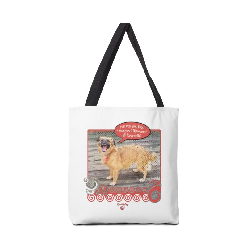 1000 times yes Accessories Tote Bag Bag by Smarty Petz's Artist Shop