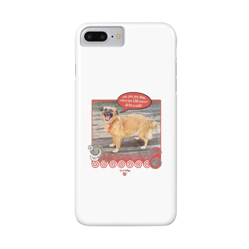 1000 times yes Accessories Phone Case by Smarty Petz's Artist Shop