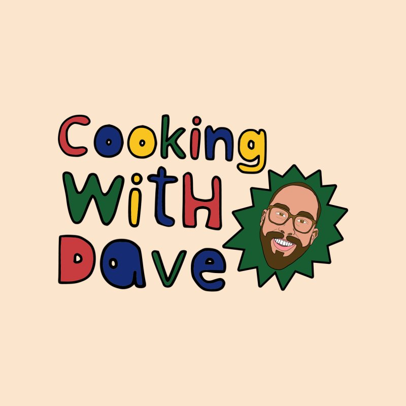 Cooking With Dave Men's T-Shirt by Smashing Toledo