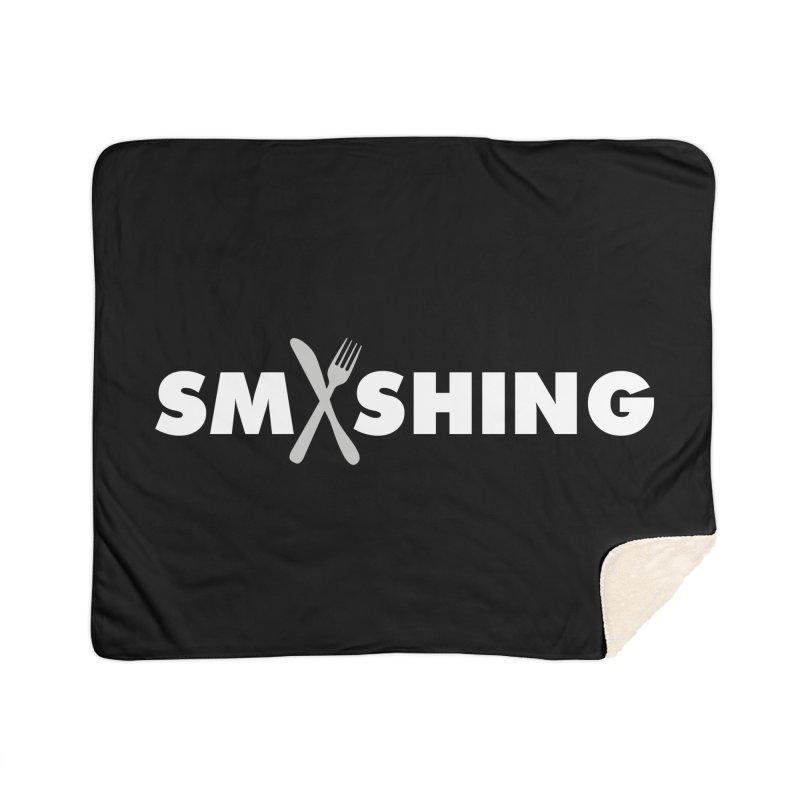 Smashing Food Home Blanket by Smashing Toledo