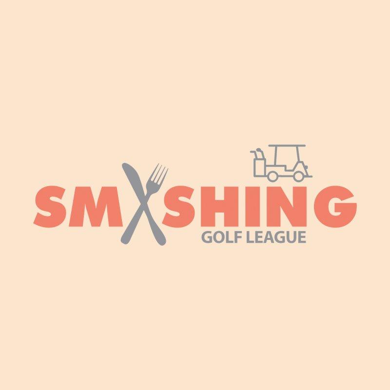 Smashing Golf League Men's T-Shirt by Smashing Toledo