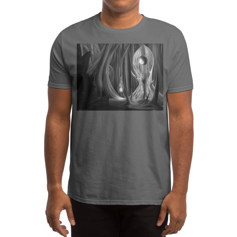 Within the Wicked Thickets Men's T-Shirt by Smil3's Artist Shop