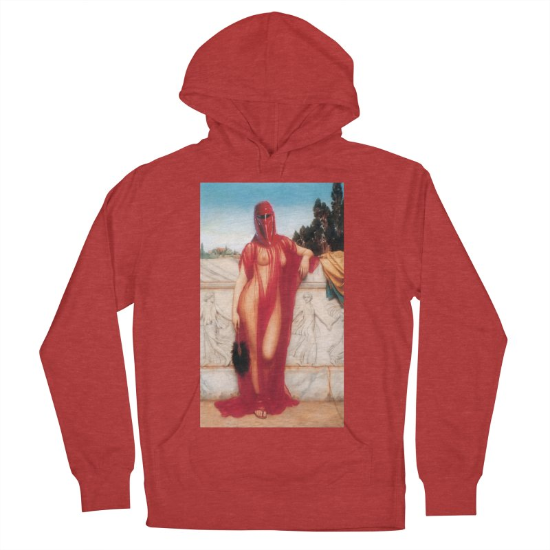 Imperial Fox Women's French Terry Pullover Hoody by SmoothImperial's Artist Shop