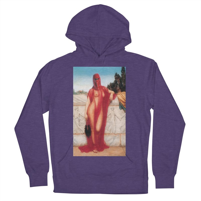 Imperial Fox Men's French Terry Pullover Hoody by SmoothImperial's Artist Shop
