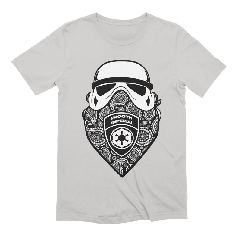 Imperial Gangsta Men's Extra Soft T-Shirt by SmoothImperial's Artist Shop