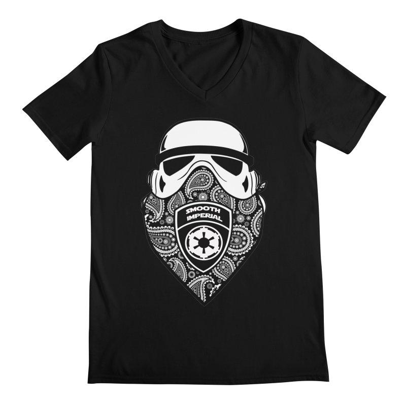 Imperial Gangsta Men's V-Neck by SmoothImperial's Artist Shop