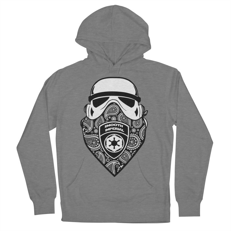 Imperial Gangsta Women's French Terry Pullover Hoody by The Death Star Gift Shop