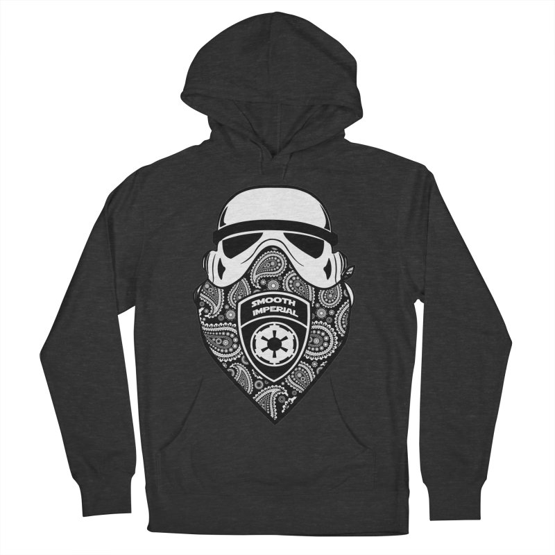 Imperial Gangsta Men's French Terry Pullover Hoody by SmoothImperial's Artist Shop