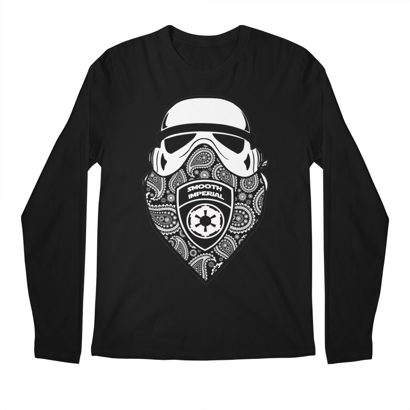 Imperial Gangsta Men's Regular Longsleeve T-Shirt by SmoothImperial's Artist Shop