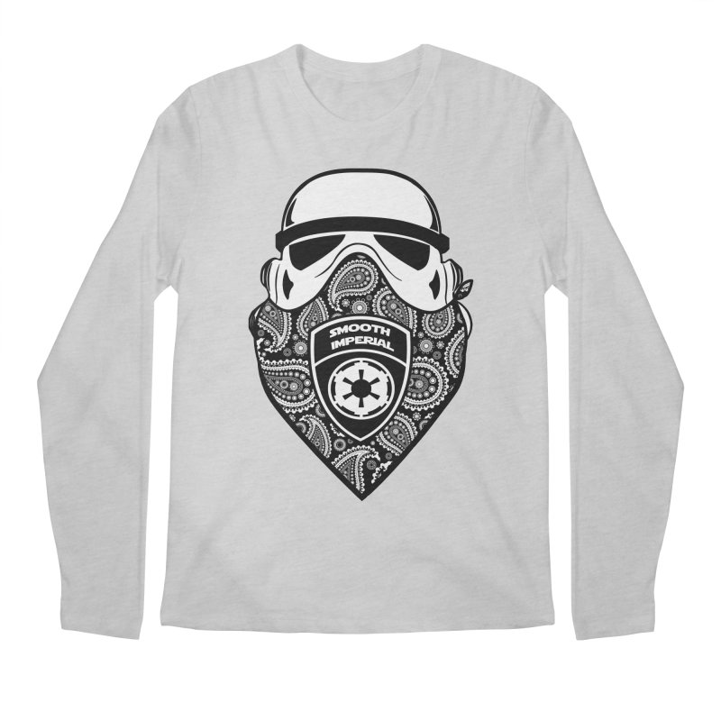 Imperial Gangsta Men's Regular Longsleeve T-Shirt by The Death Star Gift Shop