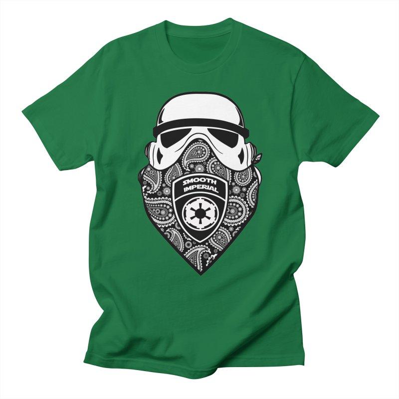 Imperial Gangsta Men's Regular T-Shirt by SmoothImperial's Artist Shop