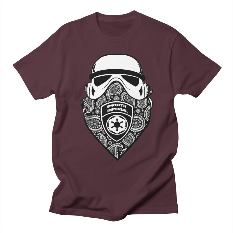Imperial Gangsta Men's Regular T-Shirt by The Death Star Gift Shop