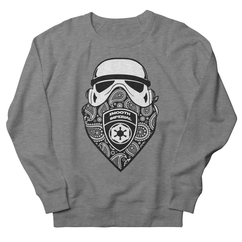 Imperial Gangsta Men's French Terry Sweatshirt by The Death Star Gift Shop