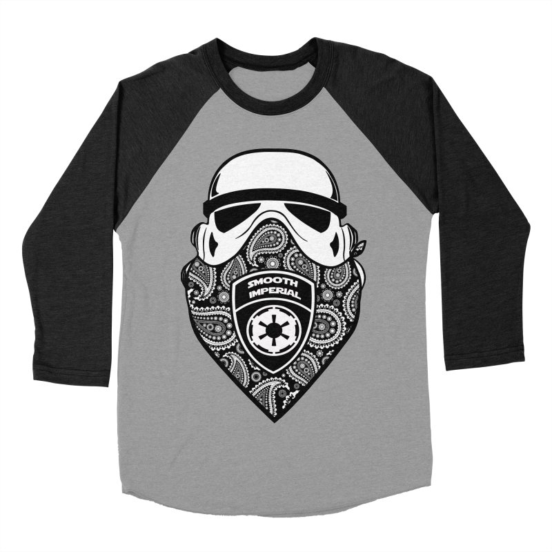 Imperial Gangsta Women's Baseball Triblend Longsleeve T-Shirt by SmoothImperial's Artist Shop