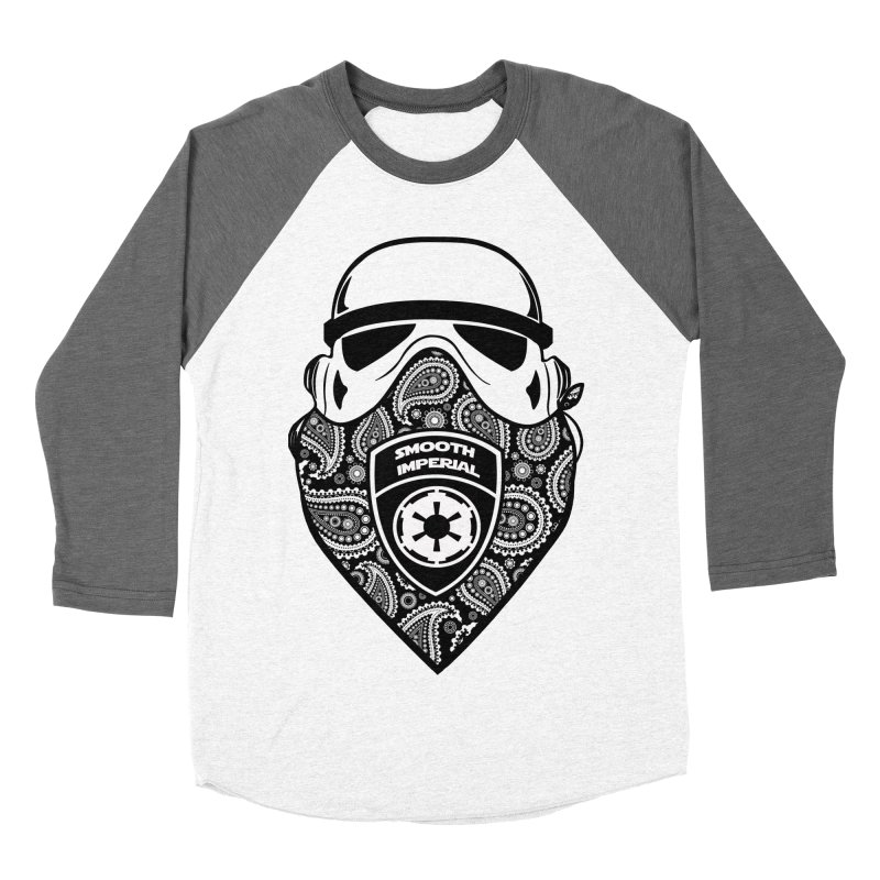 Imperial Gangsta Men's Baseball Triblend Longsleeve T-Shirt by SmoothImperial's Artist Shop