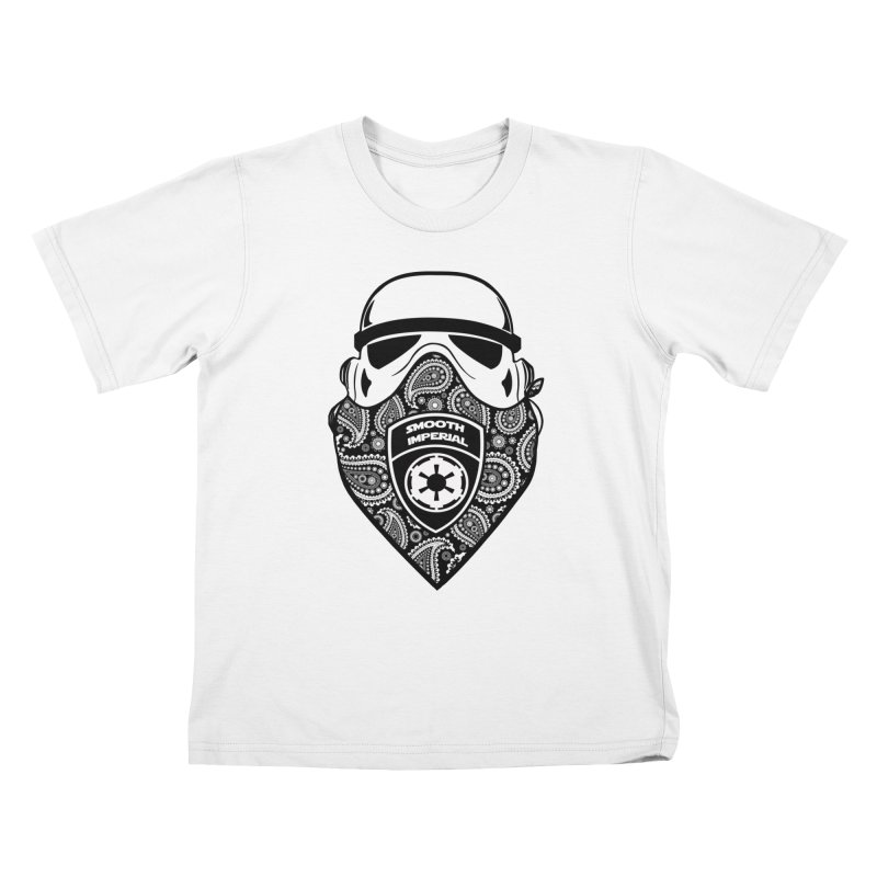 Imperial Gangsta Kids T-Shirt by The Death Star Gift Shop