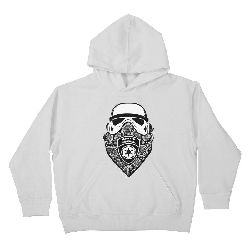 Imperial Gangsta Kids Pullover Hoody by SmoothImperial's Artist Shop