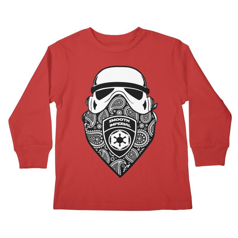 Imperial Gangsta Kids Longsleeve T-Shirt by SmoothImperial's Artist Shop