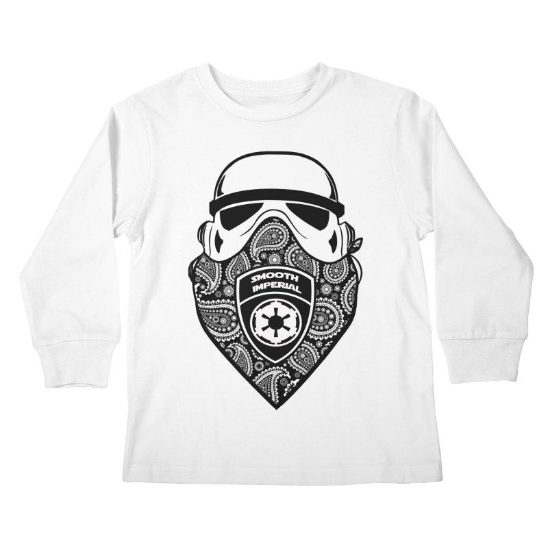 Imperial Gangsta Kids Longsleeve T-Shirt by The Death Star Gift Shop