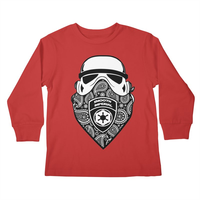 Imperial Gangsta Kids Longsleeve T-Shirt by SmoothImperial's Artist Shop