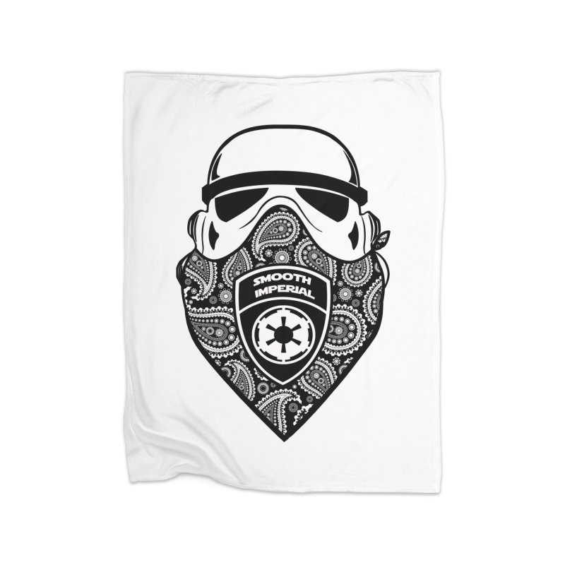 Imperial Gangsta Home Fleece Blanket Blanket by SmoothImperial's Artist Shop
