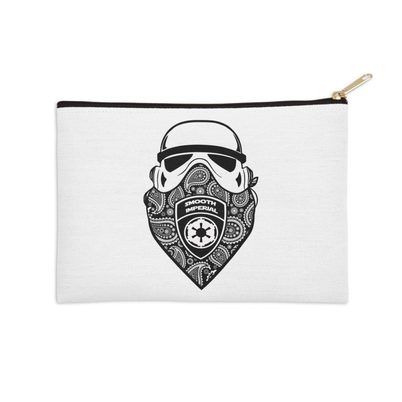 Imperial Gangsta Accessories Zip Pouch by SmoothImperial's Artist Shop