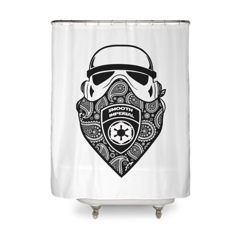 Imperial Gangsta Home Shower Curtain by SmoothImperial's Artist Shop