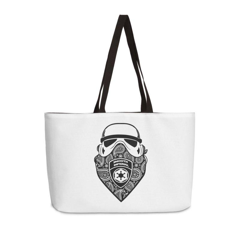 Imperial Gangsta Accessories Weekender Bag Bag by The Death Star Gift Shop