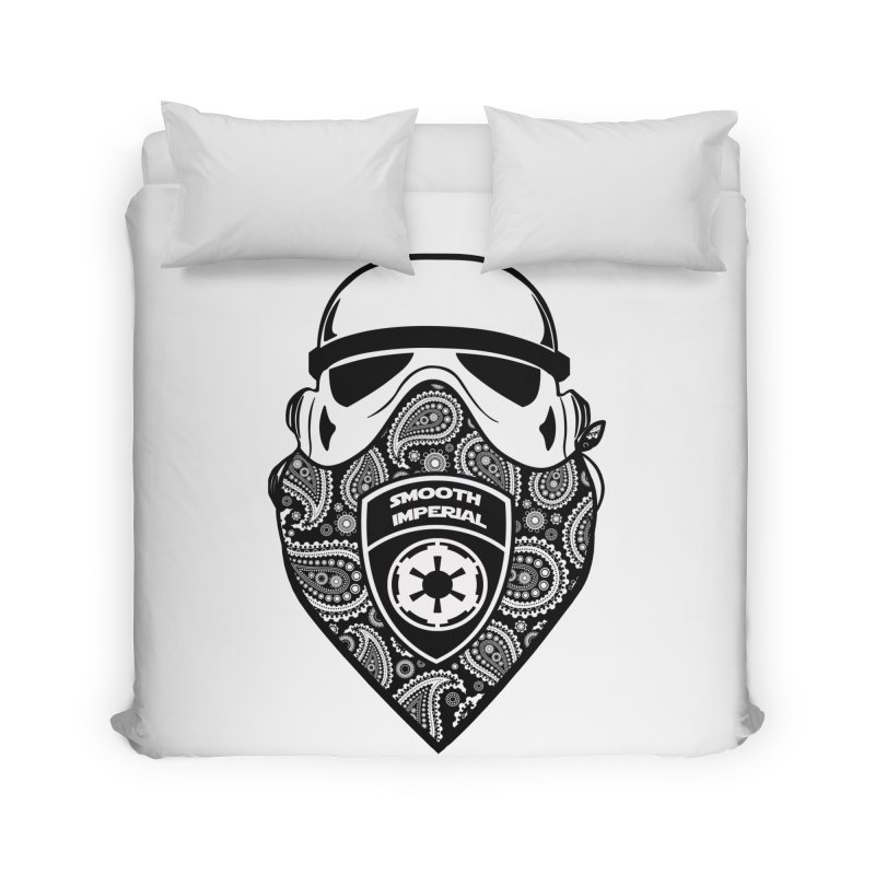 Imperial Gangsta Home Duvet by SmoothImperial's Artist Shop