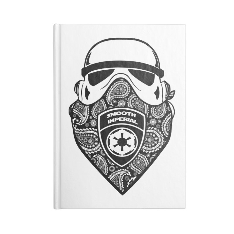 Imperial Gangsta Accessories Blank Journal Notebook by The Death Star Gift Shop