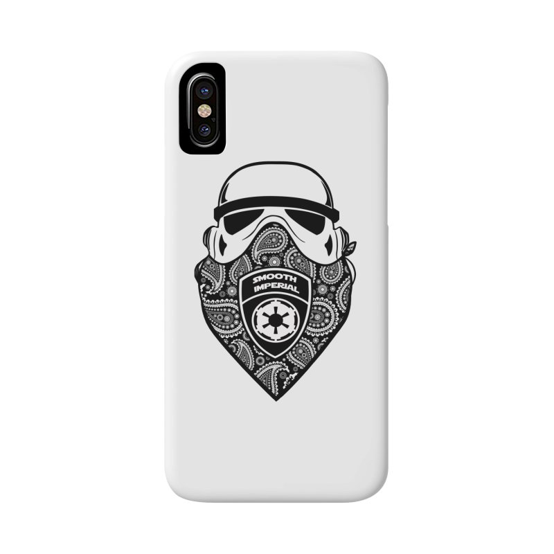 Imperial Gangsta Accessories Phone Case by SmoothImperial's Artist Shop