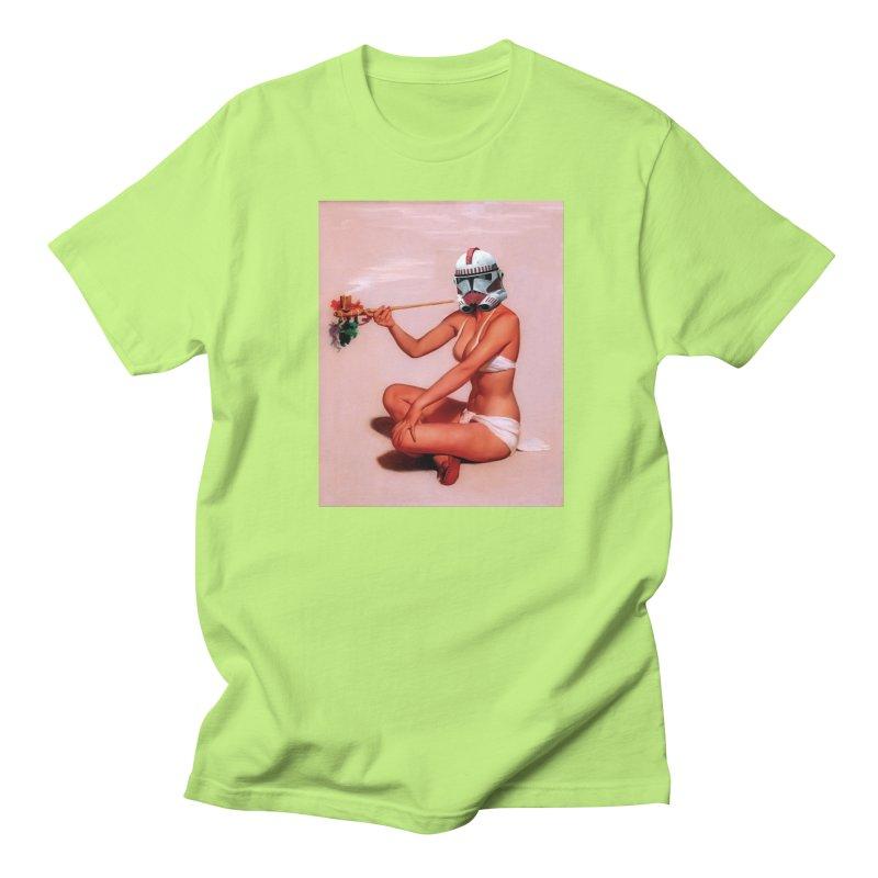 Smoking Hot Clone Men's Regular T-Shirt by SmoothImperial's Artist Shop