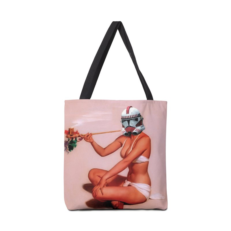 Smoking Hot Clone Accessories Tote Bag Bag by SmoothImperial's Artist Shop