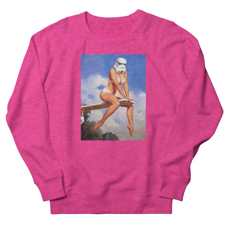 Dive into The Empire Men's French Terry Sweatshirt by SmoothImperial's Artist Shop