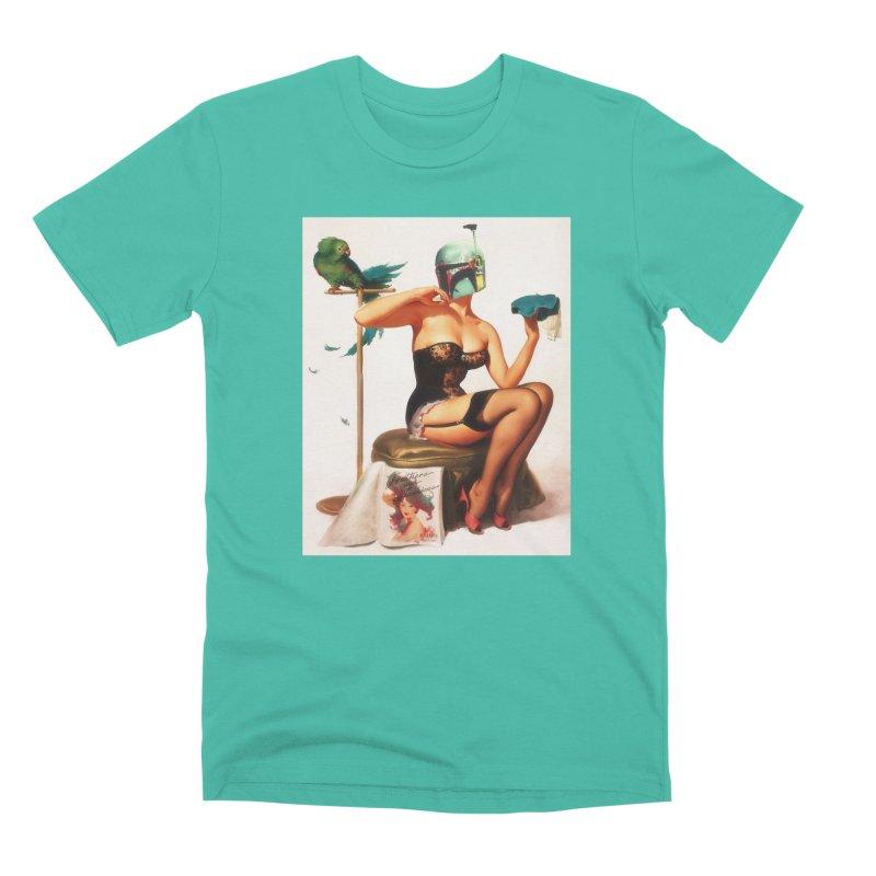 Bobette Fett Men's Premium T-Shirt by SmoothImperial's Artist Shop