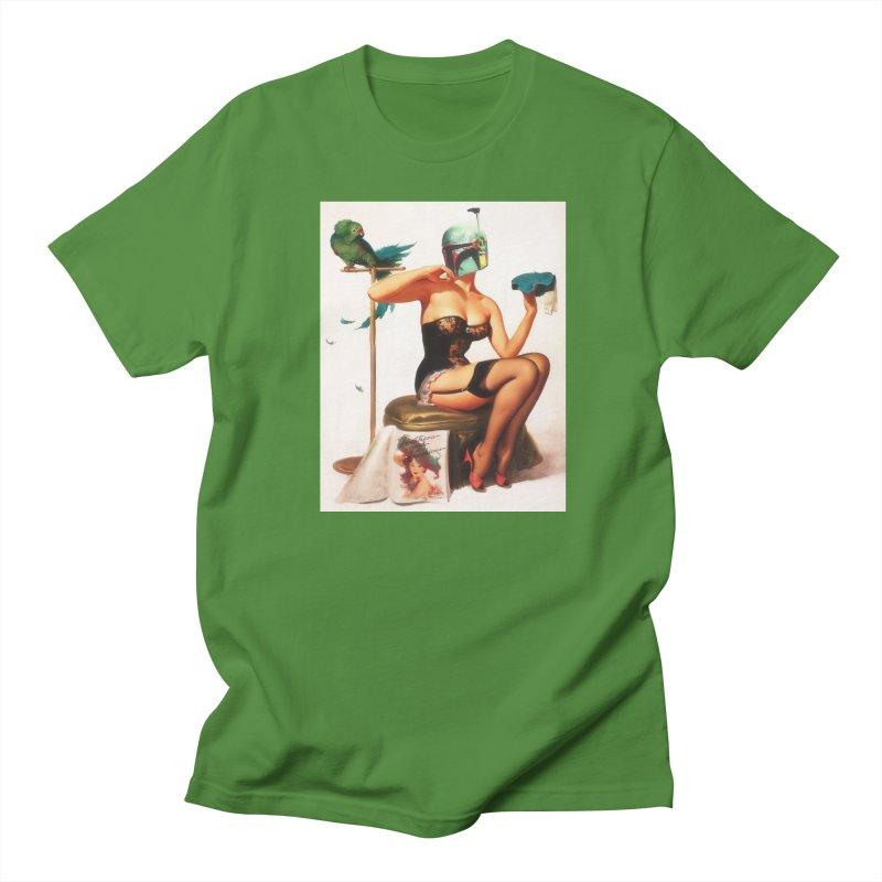 Bobette Fett Men's T-Shirt by SmoothImperial's Artist Shop