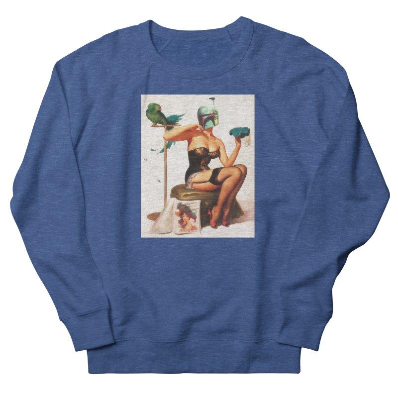 Bobette Fett Men's Sweatshirt by SmoothImperial's Artist Shop