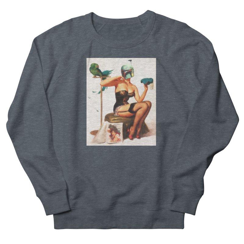Bobette Fett Women's French Terry Sweatshirt by SmoothImperial's Artist Shop