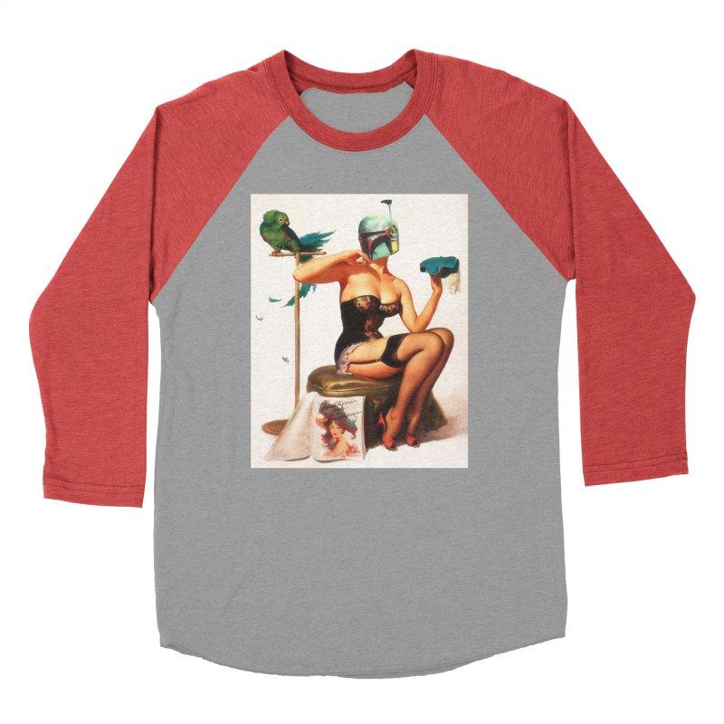 Bobette Fett Women's Baseball Triblend Longsleeve T-Shirt by SmoothImperial's Artist Shop