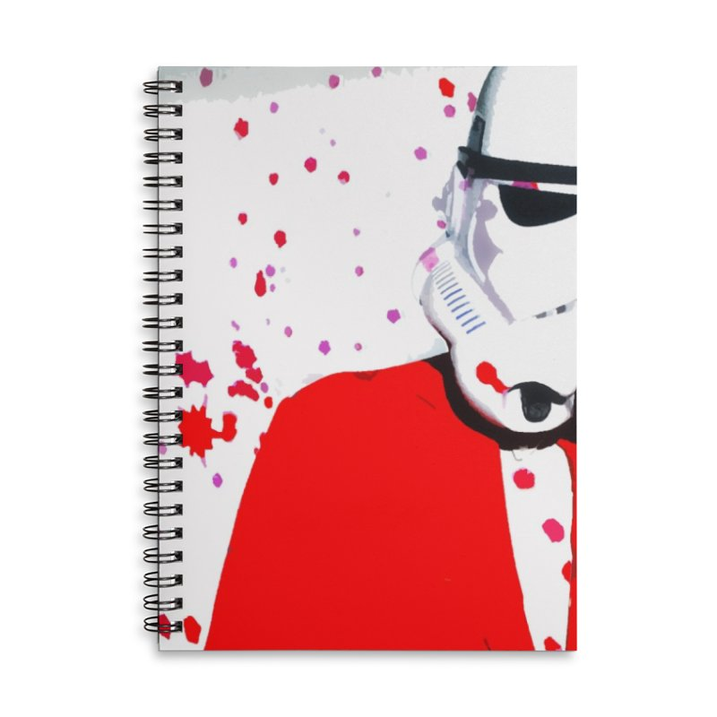 Smooth Pop Accessories Lined Spiral Notebook by SmoothImperial's Artist Shop