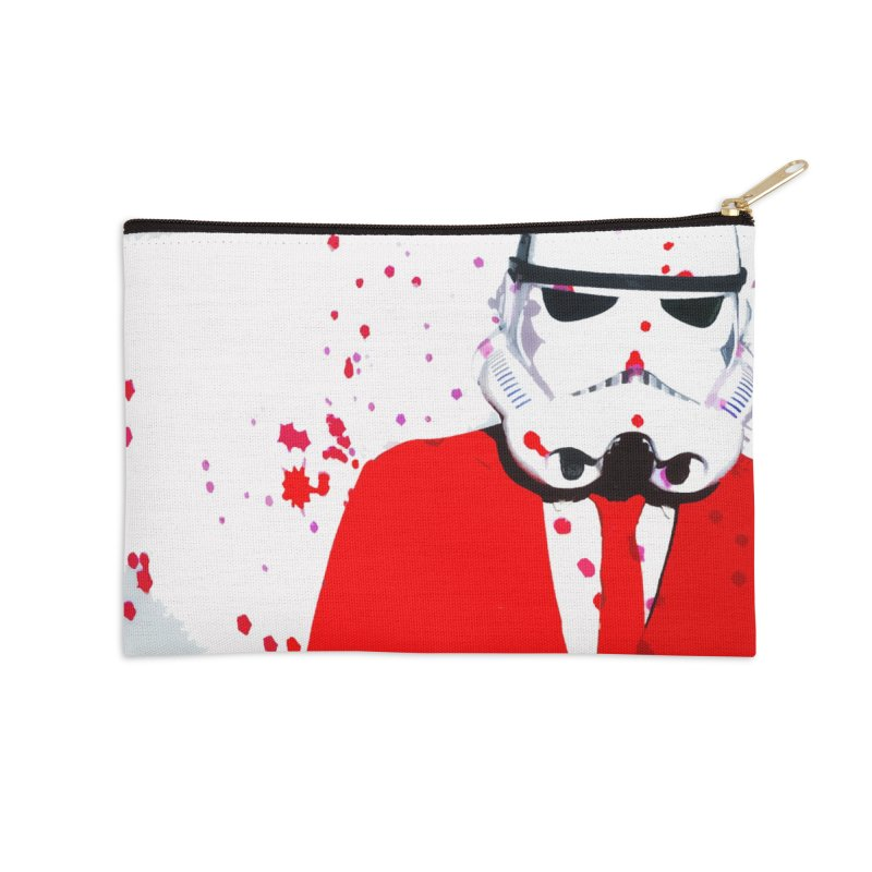Smooth Pop Accessories Zip Pouch by SmoothImperial's Artist Shop