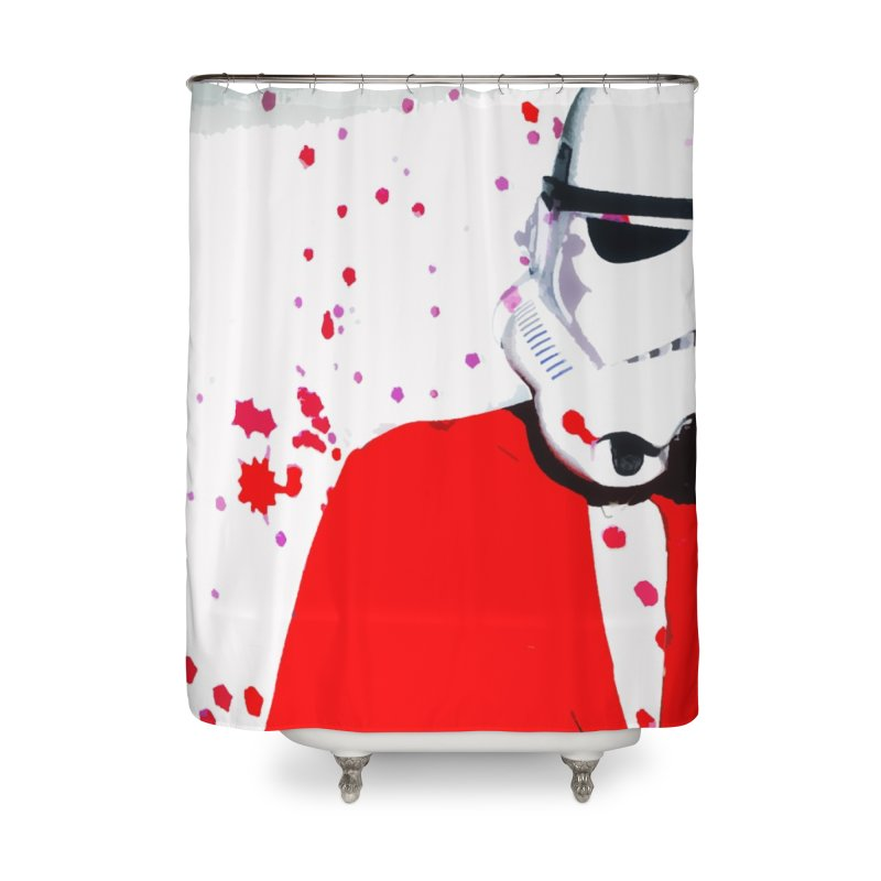 Smooth Pop Home Shower Curtain by SmoothImperial's Artist Shop