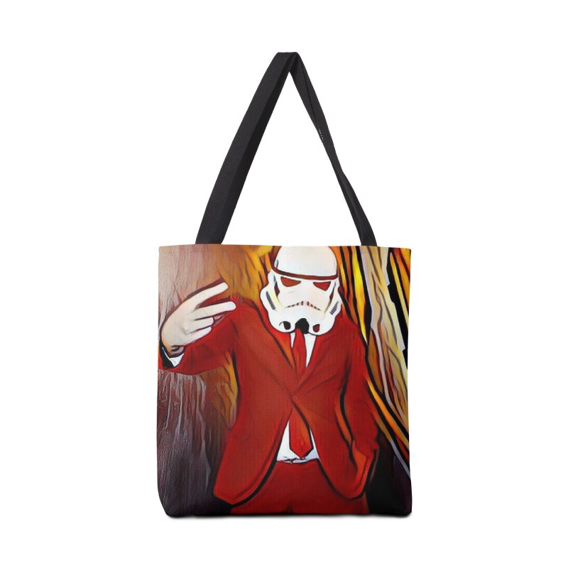 Smooth Fire Accessories Bag by SmoothImperial's Artist Shop