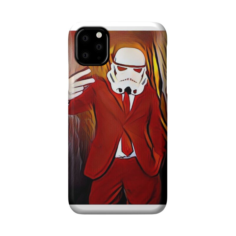 Smooth Fire Accessories Phone Case by SmoothImperial's Artist Shop
