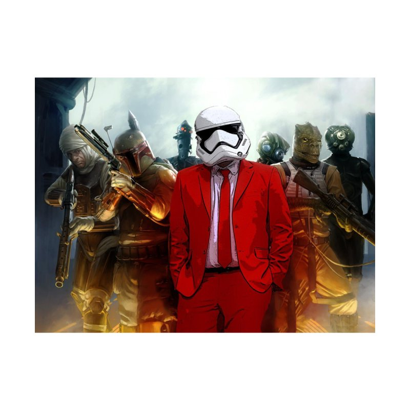 Smooth Bounty Hunters Home Fine Art Print by SmoothImperial's Artist Shop