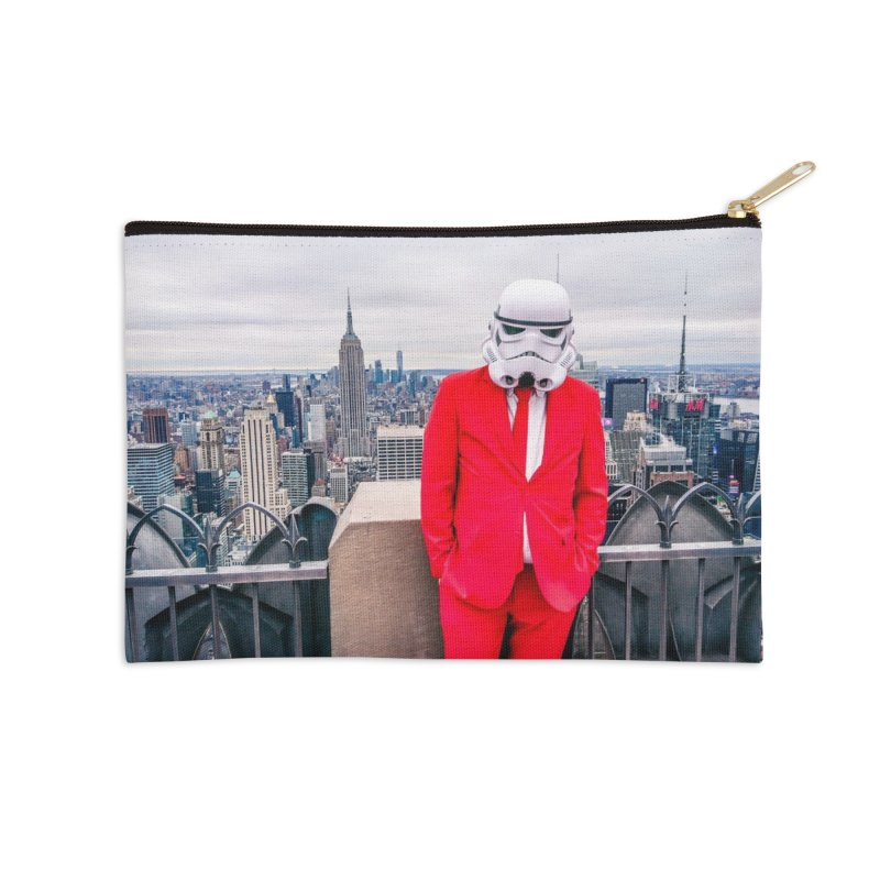 Coruscant!? Accessories Zip Pouch by SmoothImperial's Artist Shop