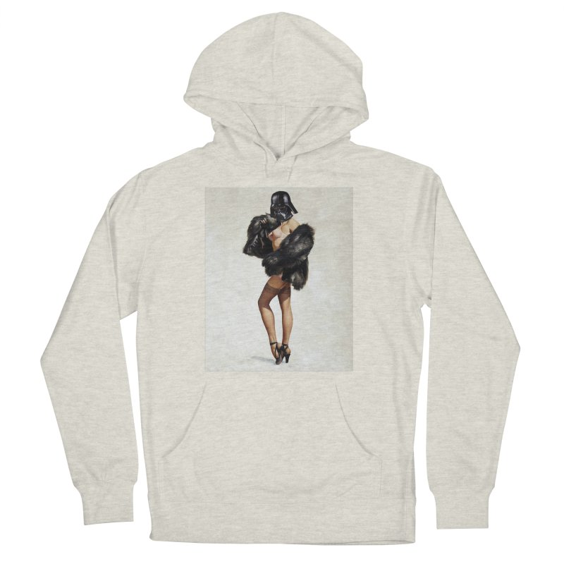 Darth Gorgeous! Men's Pullover Hoody by SmoothImperial's Artist Shop