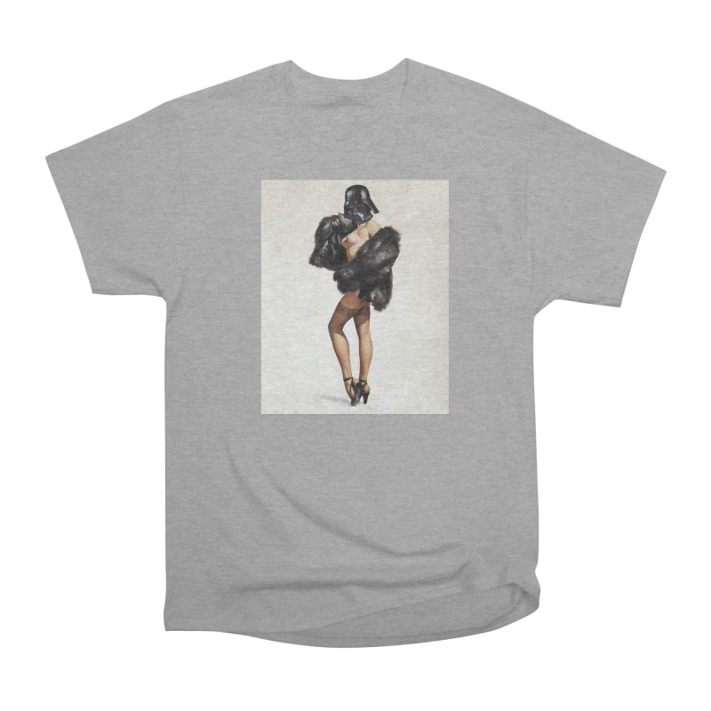 Darth Gorgeous! Men's T-Shirt by SmoothImperial's Artist Shop